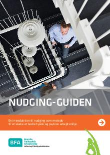 Nudging-guiden: Introduktion til nudging som metode
